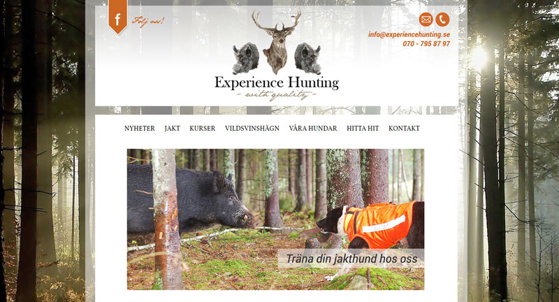 experiencehunting.se