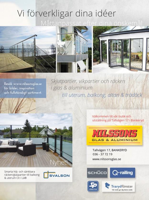Nilssons Glas & Aluminium
